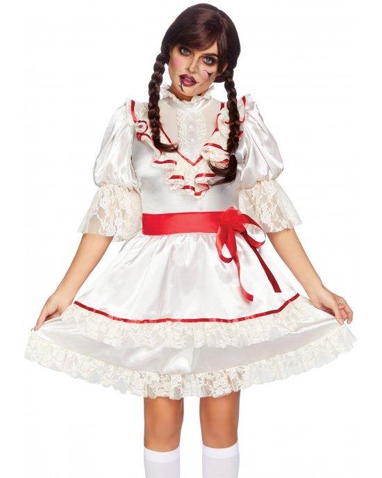 Costume Halloween Bambola Stregata - Leg Avenue