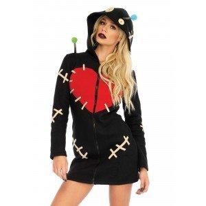 Costume Halloween Bambola Voodoo - Leg Avenue