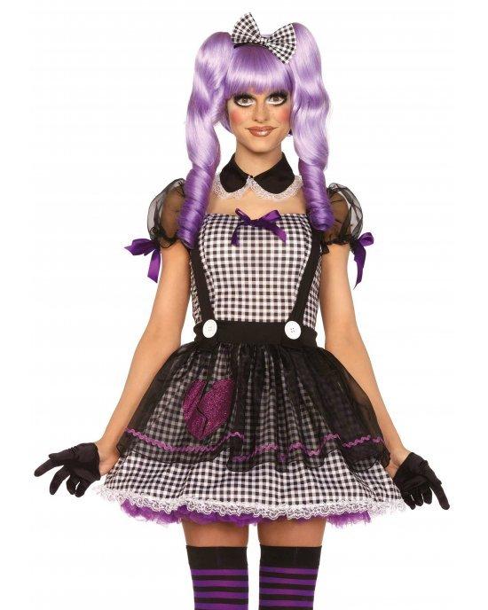 Costume Halloween Dead Eye Dollie - Leg Avenue