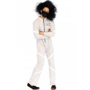 Costume Halloween Paziente Pazzo - Leg Avenue