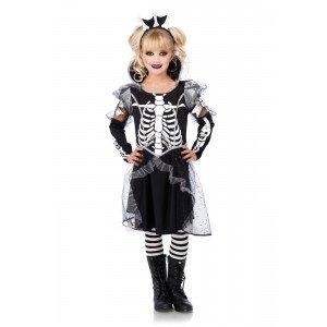 Costume Halloween Principessa Scheletro - Leg Avenue
