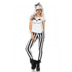 Costume Halloween Scheletro Hipster - Leg Avenue