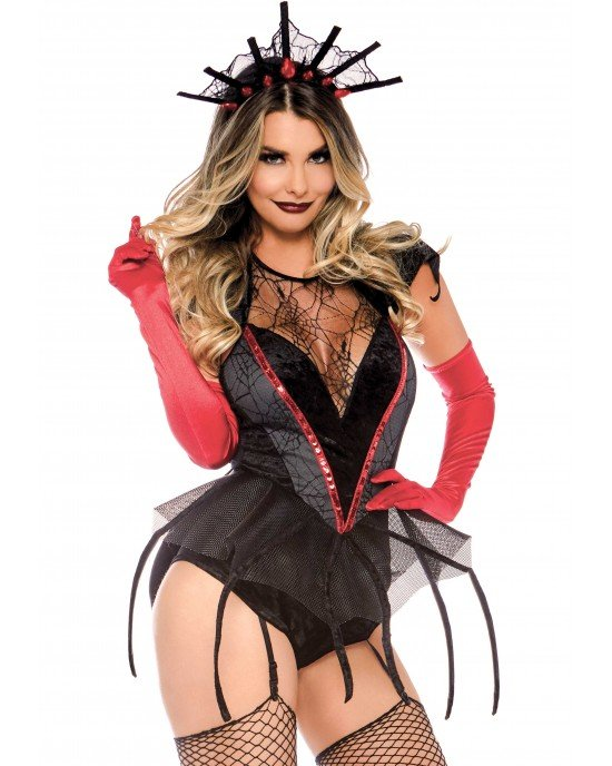 Costume Halloween Spider Queen - Leg Avenue
