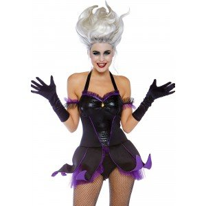 Costume Halloween Strega dei Mari - Leg Avenue