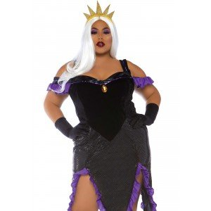 Costume Halloween Sultry Sea Witch - Leg Avenue
