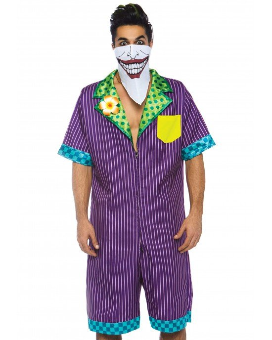 Costume Halloween Super Criminale - Leg Avenue