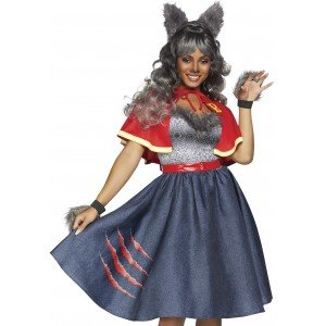 Costume Halloween Teen Wolf - Leg Avenue
