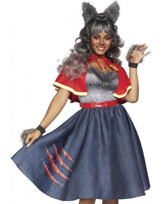 Costume Halloween Teen Wolf - Leg Avenue