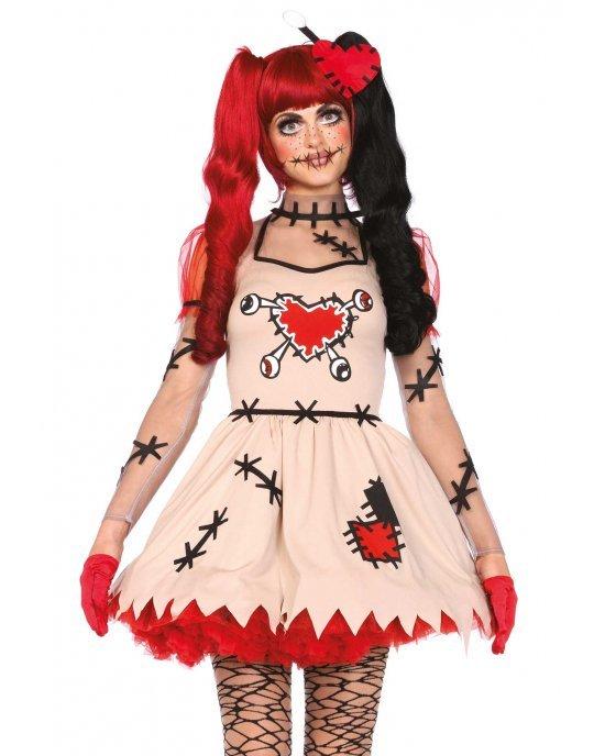 Costume Halloween Voodoo Cutie - Leg Avenue