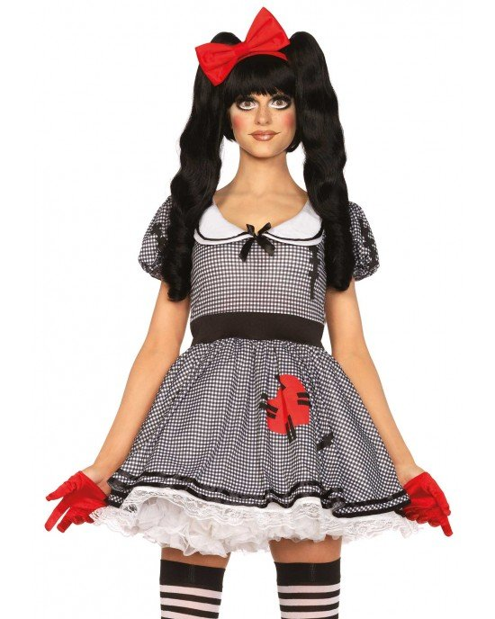 Costume Halloween Wind-Up Doll - Leg Avenue