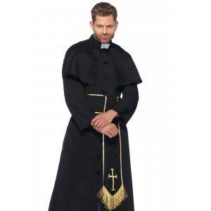 Costume Sacerdote XL - Leg Avenue