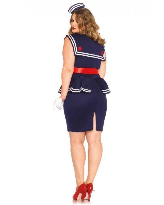 Costume marinaia Amy XL/XXL - Leg Avenue