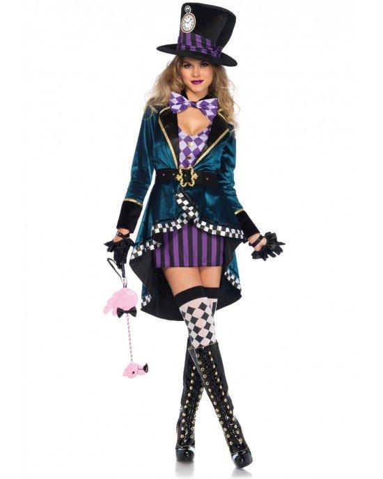 Costume Delightful Hatter L - Leg Avenue