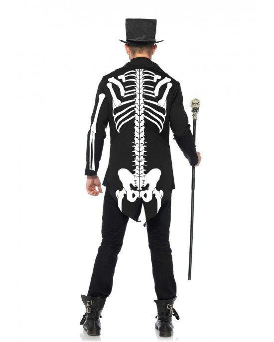 Costume Skeleton S - Leg Avenue