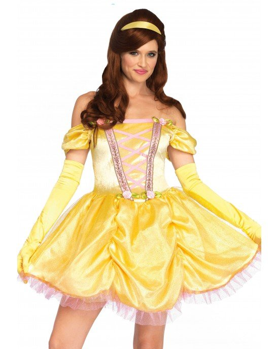 Costume Enchanting Princess S/M - Leg Avenue