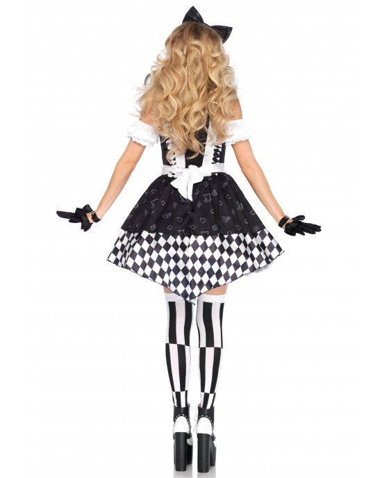 Costume Wonderland Alice S - Leg Avenue