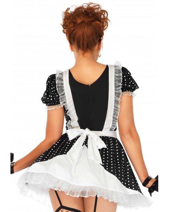 Costume Frisky French maid M/L - Leg Avenue