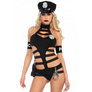 Costume Under Cover Cop XS - Leg Avenue