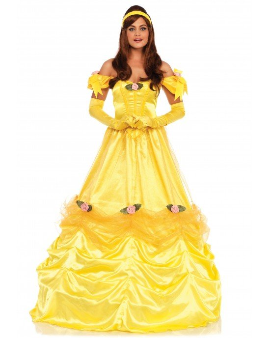 Costume Deluxe Belle of the Ball S - Leg Avenue