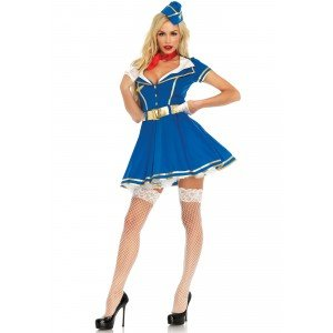 Costume Sky High Hottie S - Leg Avenue