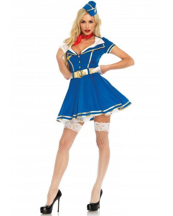 Costume Sky High Hottie M - Leg Avenue