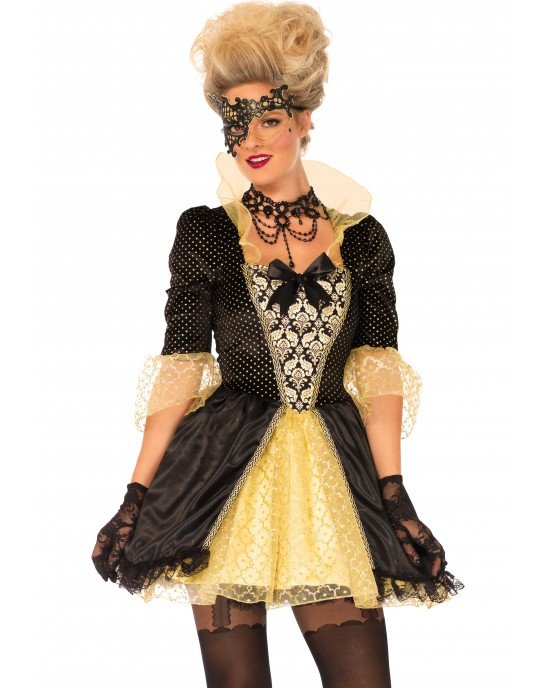 Costume Fantasy Masquerade M - Leg Avenue