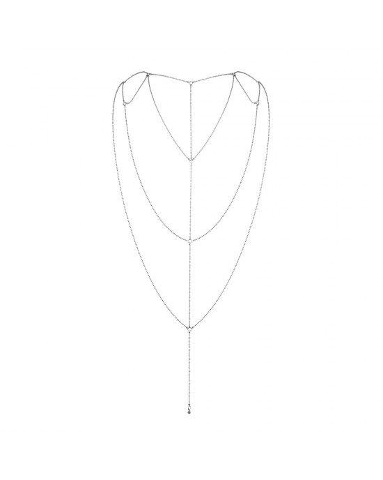Gioiello argento per schiena - Bijoux Indiscrets