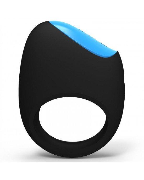Anello vibrante nero con App - Picobong