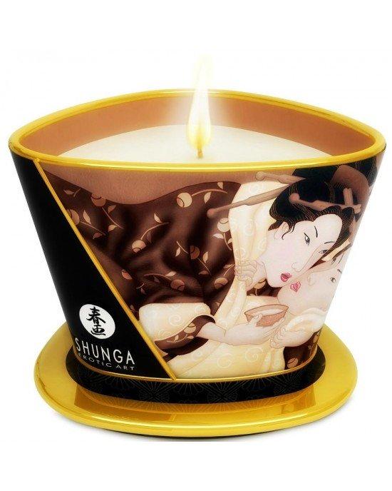 Candela da massaggio 170 ml cioccolato - Shunga