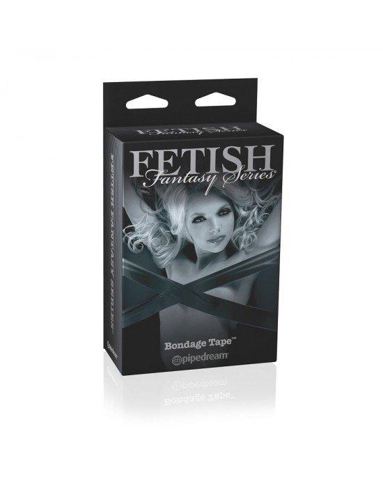 Cinta nera bondage edizione limitata - Fetish Fantasy