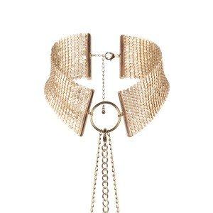 Collare metallico oro - Bijoux Indiscrets