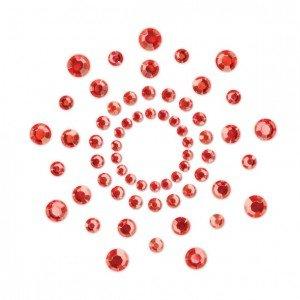 Copricapezzoli rosso - Bijoux Indiscrets