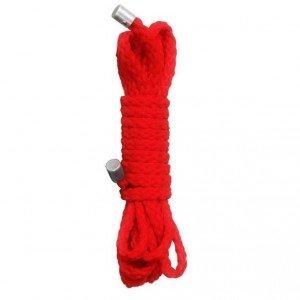 Corda Kinbaku rosso 1,5m - Ouch