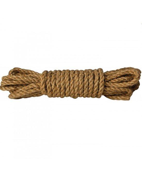Corda Shibari 10 mt beige - Ouch