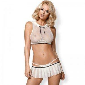 Costume 833-CST-2 studentessa L/XL - Obsessive