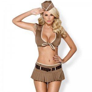 Costume militare 814-CST-4 L/XL - Obsessive