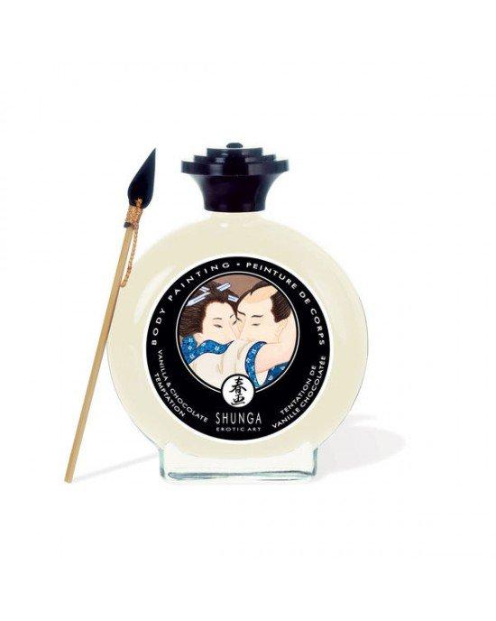 Crema body painting vaniglia e cioccolato bianco - Shunga