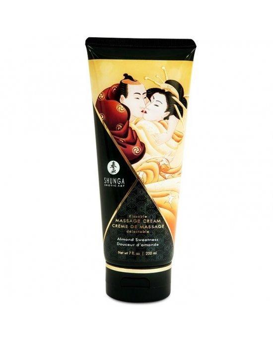 Crema da massaggio mandorla - Shunga