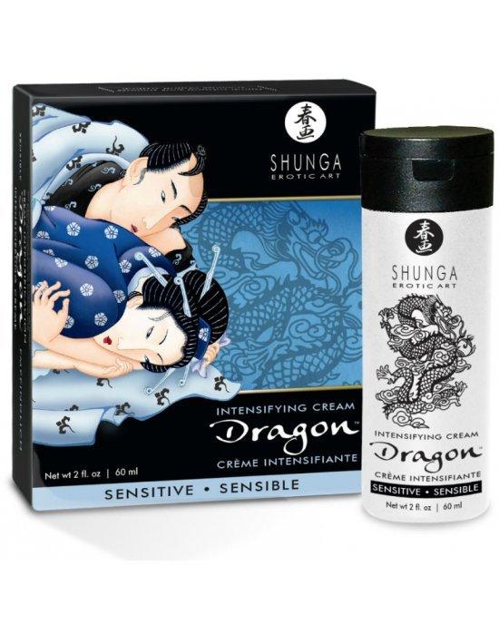 Crema ritardante dragon - Shunga