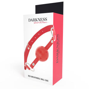 Darkness - Morso rosso traspirante