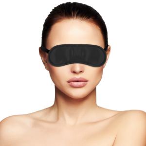 Maschera per occhi nera - Darkness