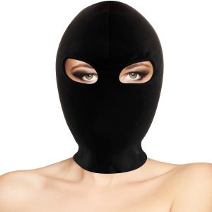 Maschera sottomissione nera - Darkness