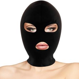 Maschera subversion nera - Darkness