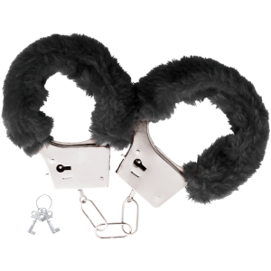 Manette nere pelose - Darkness