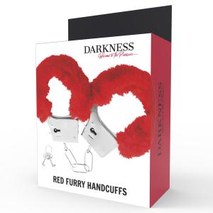 Manette rosse pelose - Darkness