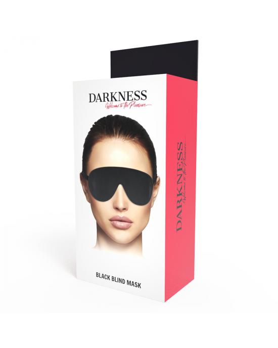 Maschera per occhi nera Alta Qualità - Darkness