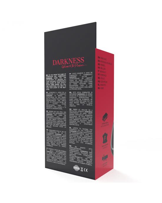 Darkness - Morso con anello diametro 3.6cm