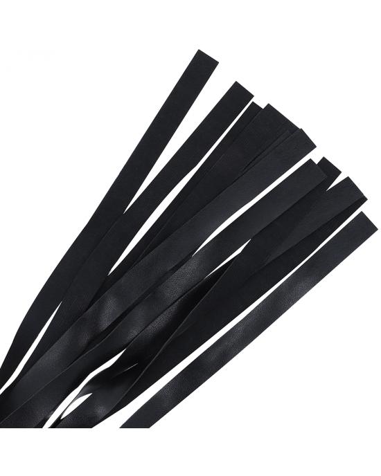 Flogger nero 45cm - Darkness