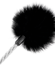 Frusta Love con piume - Darkness