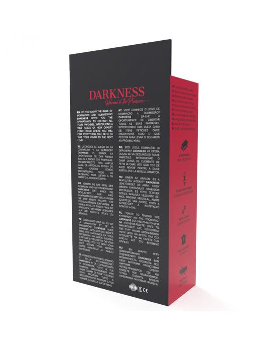 Collare con morsetti neri - Darkness